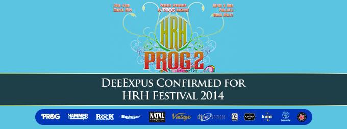 HRH Prog2 Festival