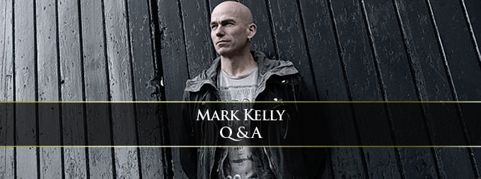 Mark Kelly Q and A