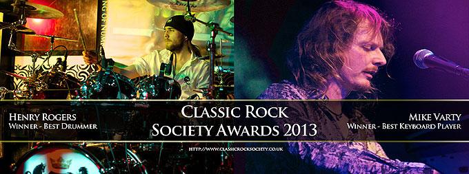 CRS Awards 2013